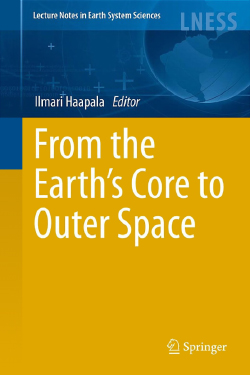 From the Earth's Core to Outer Space book cover