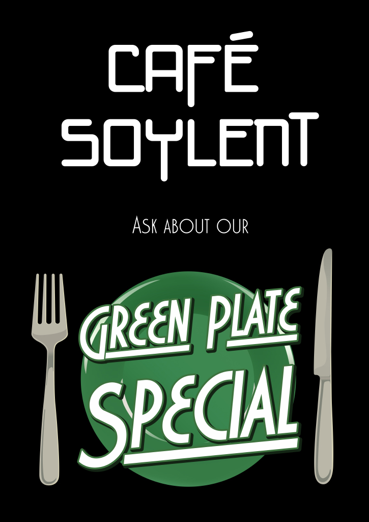 Green Plate Special