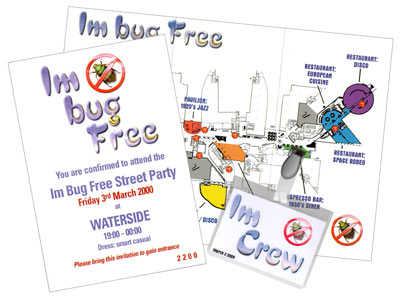 Im Bug Free Stationary