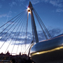 South-Bank Golden Jubilee Bridge