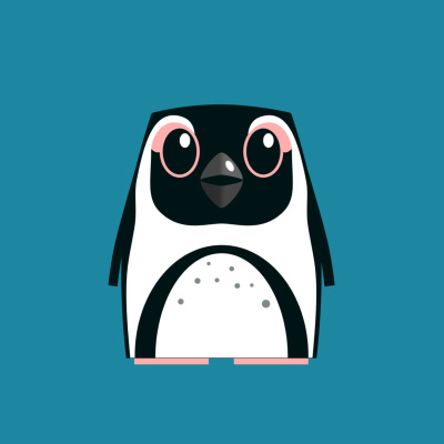 Next - African Penguin