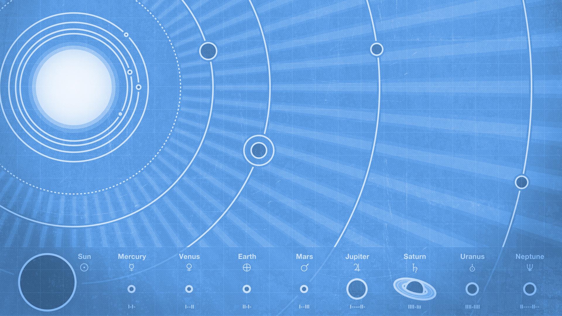 Solar System Wallpaper Cool by Adam Dorman - Digital Artist